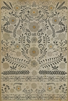 Spicher & Company Pattern 36 Common Sense Vinyl Floorcloth | BSEID