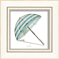 Designer Beach Umbrella Art Print - USA-Made Wall Art | BSEID