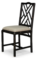 Brighton Bamboo Side Chairs (pair) by BSEID