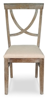 Monet's Chairs - White Washed (pair)