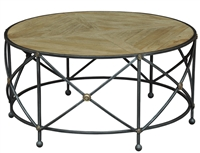 Drum & Fife Coffee Table