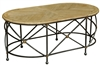 Drum & Fife Oval Coffee Table