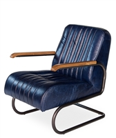 Bel-Air Arm Chair (navy)