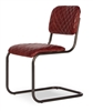 Rodeo Drive Dining Side Chairs - Red (pair)
