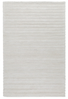 cream woven braided wool blend texture area rug