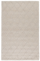 ivory cream area rug woven diamond pattern texture