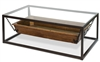 Luxury Designer Spectacular Coffee Table - Sand Inspired Home Décor