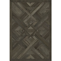 faux wood brown rustic lay flat dark brown
