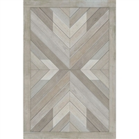 faux wood pattern neutral floor mat vinyl