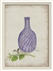 Flower in Bottle 5 Art Print