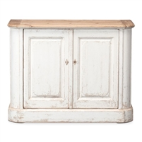 sideboard antique whitewash