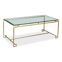 iron glass table top rectangle