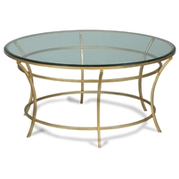 round glass top table gold legs