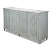 pine blue gray sideboard diamond