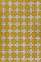 Spicher & Company Pattern 23 The Greater Light Vinyl Floorcloth
