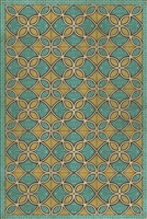 Spicher & Company Pattern 25 Augustus Vinyl Floorcloth - USA-Made Rug | BSEID