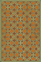 Spicher & Company Pattern 25 Suleiman Vinyl Floorcloth - USA-Made Rug | BSEID