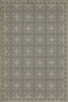 Luxury Designer Spicher & Company Pattern 28 Calm Vinyl Floorcloth