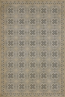 Pattern 28 What Lies in Front of You Vinyl Floorcloth