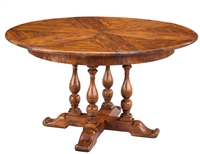 Walnut Jupe Dining Table (Medium)
