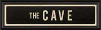 The Cave Sign