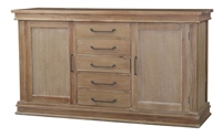 wood sideboard dark brown black cabinets drawers