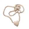 Prayer Beads with Heart | Blessing Beads with Heart