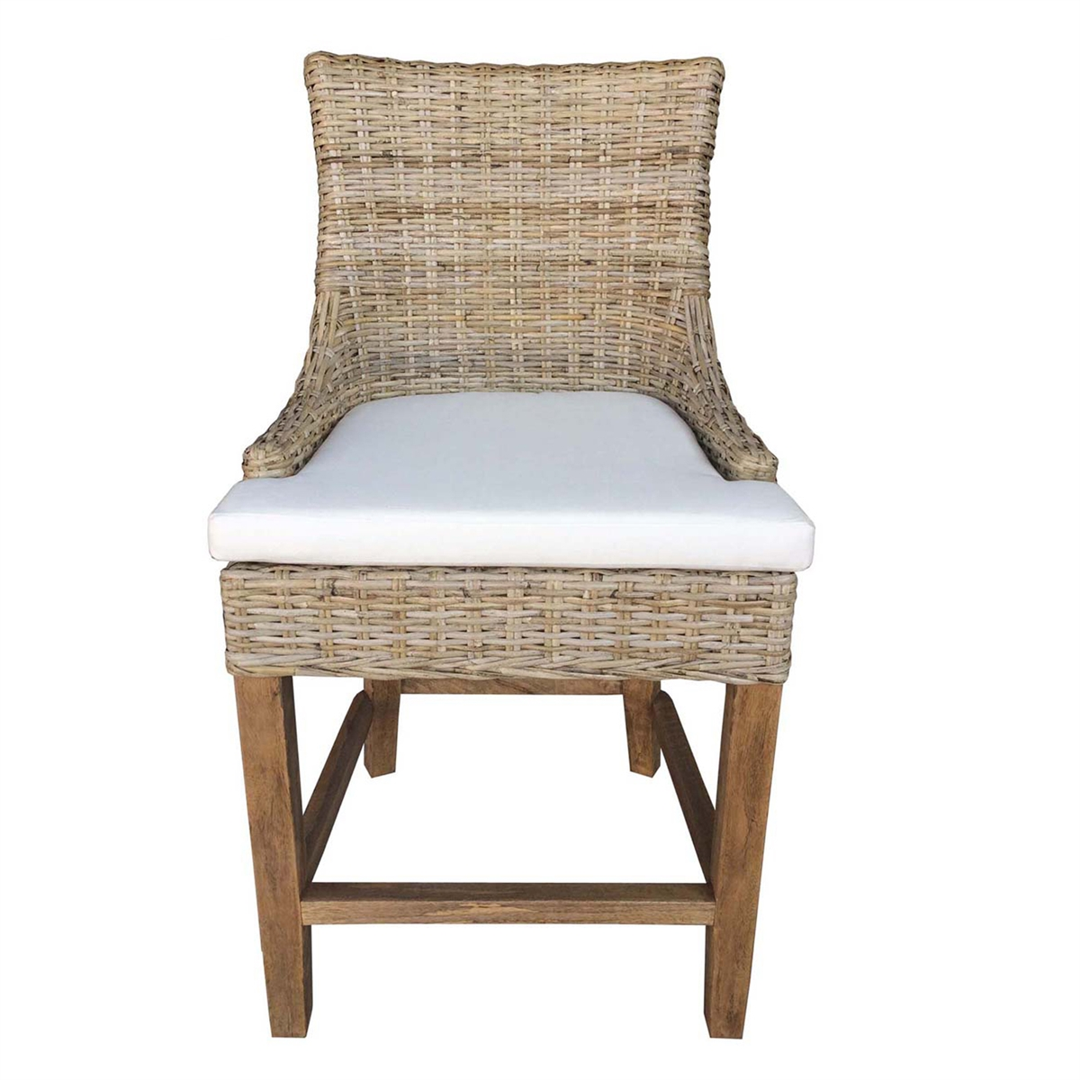 Peachy Counter Stool Alfresco Kubu Squirreltailoven Fun Painted Chair Ideas Images Squirreltailovenorg