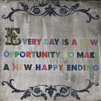 "Designer ""Everyday Is a New Opportunity"" by Sugarboo Designs"