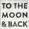 Sugarboo & Co. Art Print - To The Moon & Back Wall D�cor