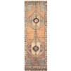 floor runner rug tan brown cream camel