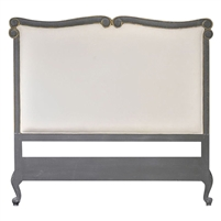 Barnard Queen Headboard - Upholstered Queen Headboard