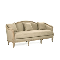 French Provincial Sofa - Maison - Neutral