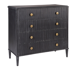 Xander Chest - 4-Drawer Chest - Chest of Drawers - Wood Chest