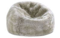 3' Sheepskin Beanbag chair