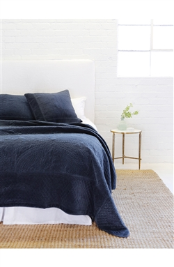 Marseille (Navy) Bedding Collection by Pom Pom at Home