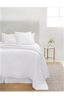 Marseille (White) Bedding Collection by Pom Pom at Home