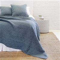 Oslo (Blue Denim) Bedding Collection