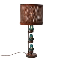 Telegraph Table Top Lamp - Luxury USA-Made Lighting | BSEID