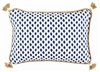 Saraha Midnight Lumbar Pillow