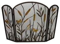 fire screen butterfly multi color