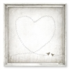 Lovebirds Framed Art (size + frame options)