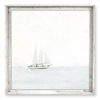 Sailboat Framed Wall Art (size + frame options)