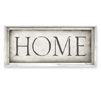 Home Framed Canvas Art - Canvas + Framed Wall Art