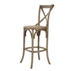 Parisienne Cafe Bar Stool - Natural Oak