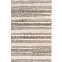 neutral area rug farmhouse