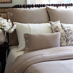 Farmhouse Stripe Bedding Collection