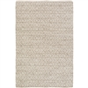 neutral tan area rug rectangle wool