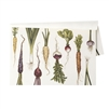 paper placemats pad root vegetables kraft disposable harvest farmer's market