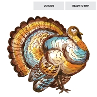 die cut paper placemats turkey